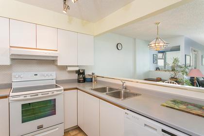 kitchen-dining at #1703 - 7321 Halifax Street, Simon Fraser Univer., Burnaby North