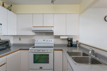 kitchen-main at #1703 - 7321 Halifax Street, Simon Fraser Univer., Burnaby North