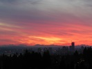 view-night at #1703 - 7321 Halifax Street, Simon Fraser Univer., Burnaby North