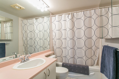master-ensuite at #1606 - 7321 Halifax Street, Simon Fraser Univer., Burnaby North