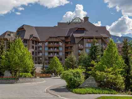 building-exterior at #745 - 4591 Blackcomb Way, Benchlands, Whistler