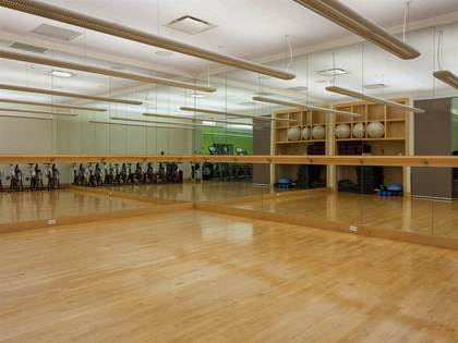 gym at #745 - 4591 Blackcomb Way, Benchlands, Whistler