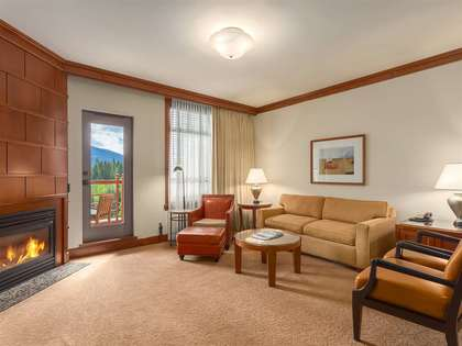 living-room-1 at #745 - 4591 Blackcomb Way, Benchlands, Whistler
