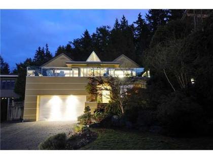 1045 at 1045 Aubeneau Crescent, West Vancouver
