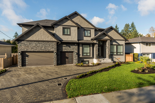 front at 438 Montgomery Street, Central Coquitlam, Coquitlam
