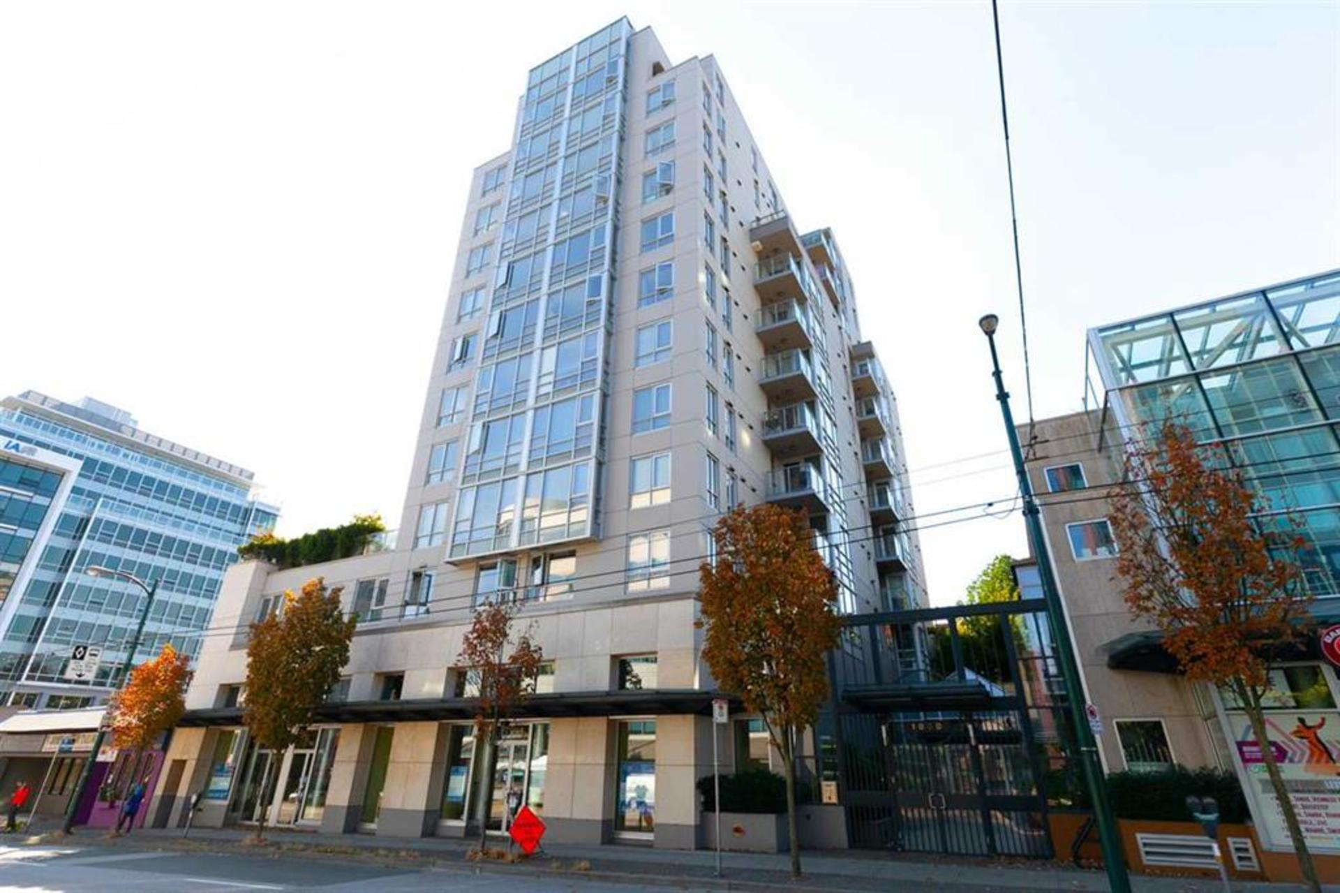 #1005 - 1030 W Broadway, Fairview VW, Vancouver West