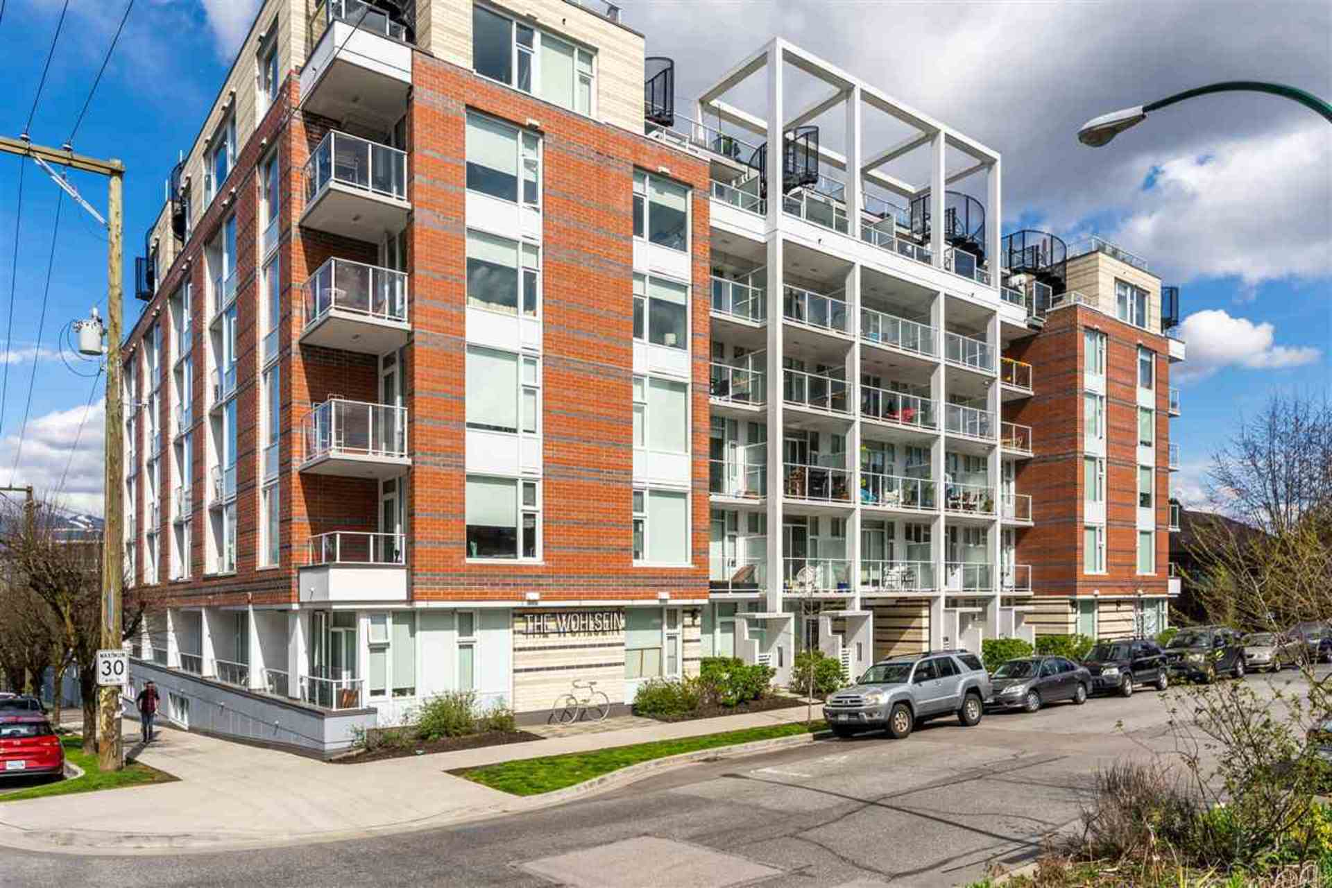 321 - 311 E 6th Avenue, Mount Pleasant VE, Vancouver East