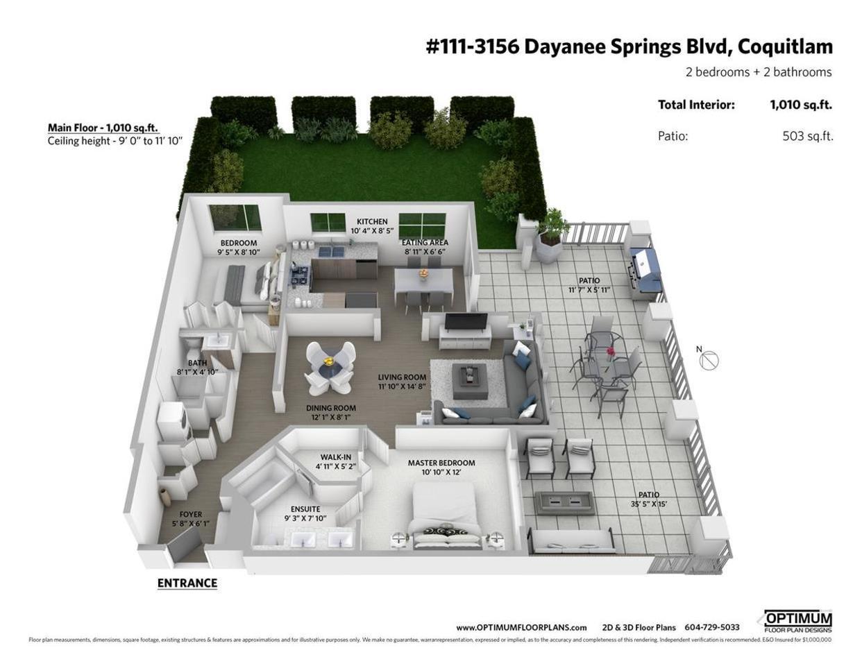3156-dayanee-springs-boulevard-westwood-plateau-coquitlam-17 at 111 - 3156 Dayanee Springs Boulevard, Westwood Plateau, Coquitlam