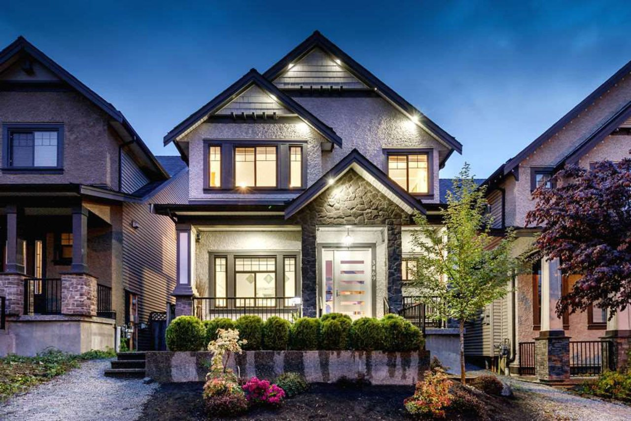 1 at 3469 Victoria Drive, Burke Mountain, Coquitlam