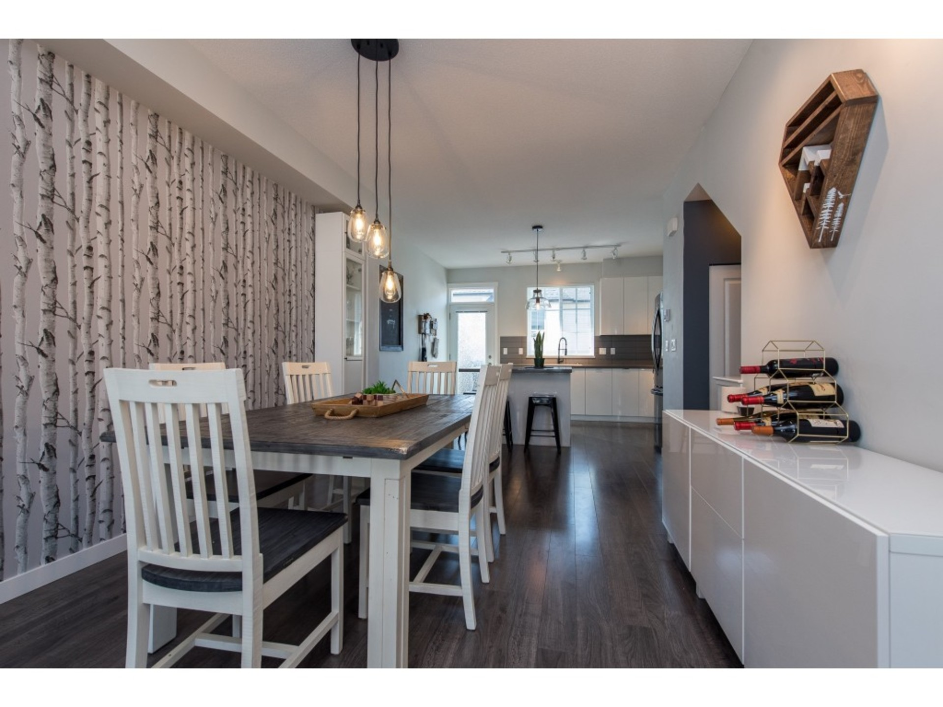Dining Area at 94 - 30989 Westridge Place, Abbotsford West, Abbotsford