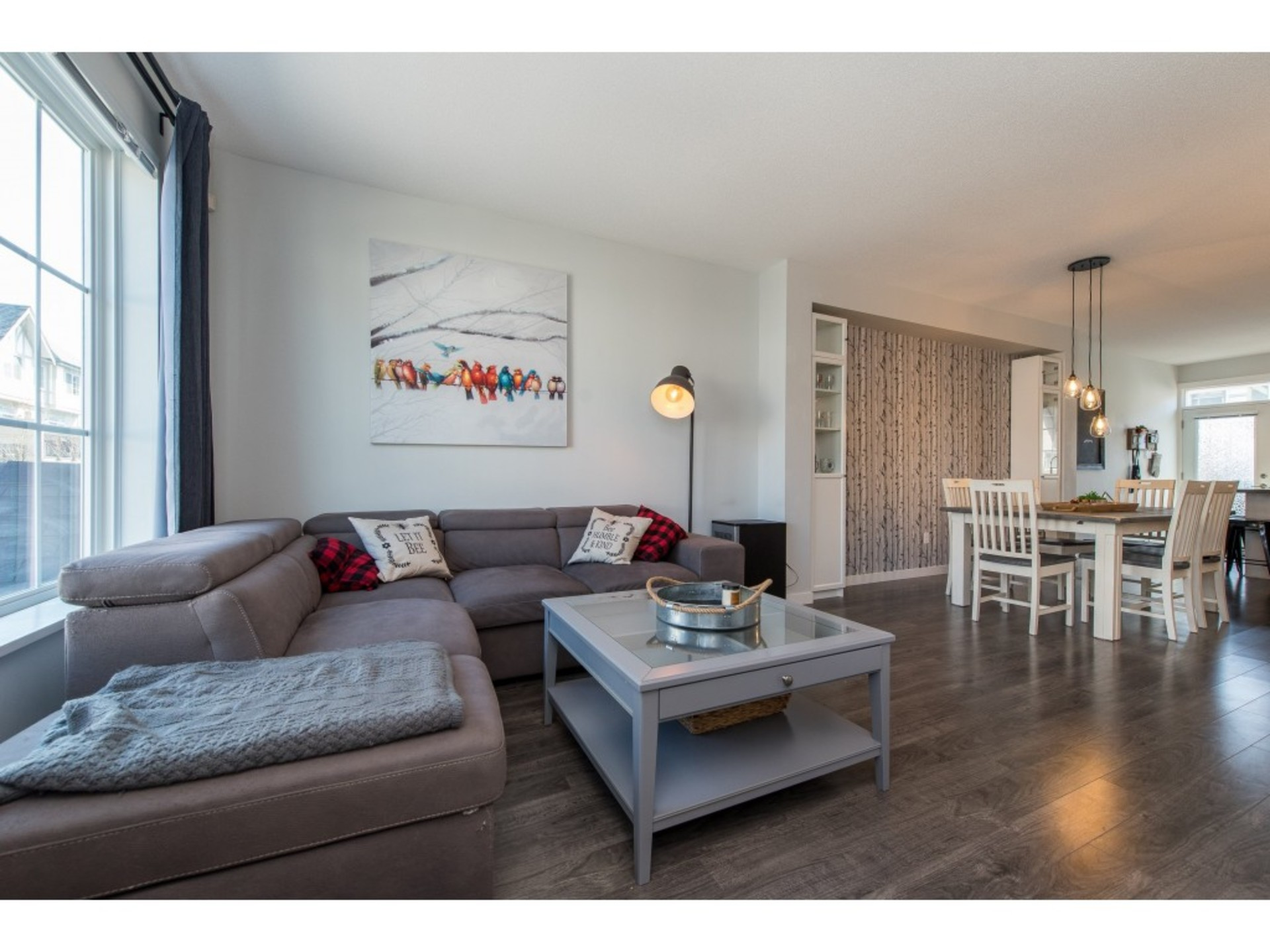 Living Room at 94 - 30989 Westridge Place, Abbotsford West, Abbotsford