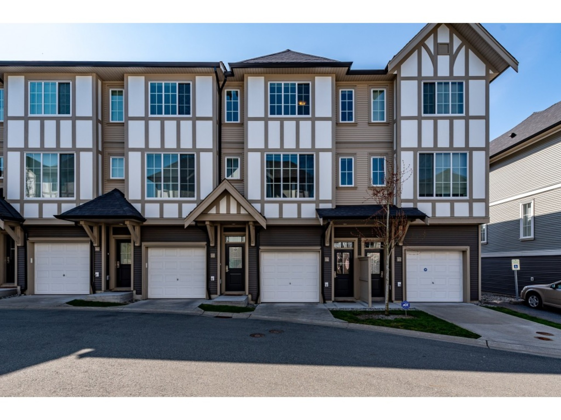 Front of unit at 94 - 30989 Westridge Place, Abbotsford West, Abbotsford