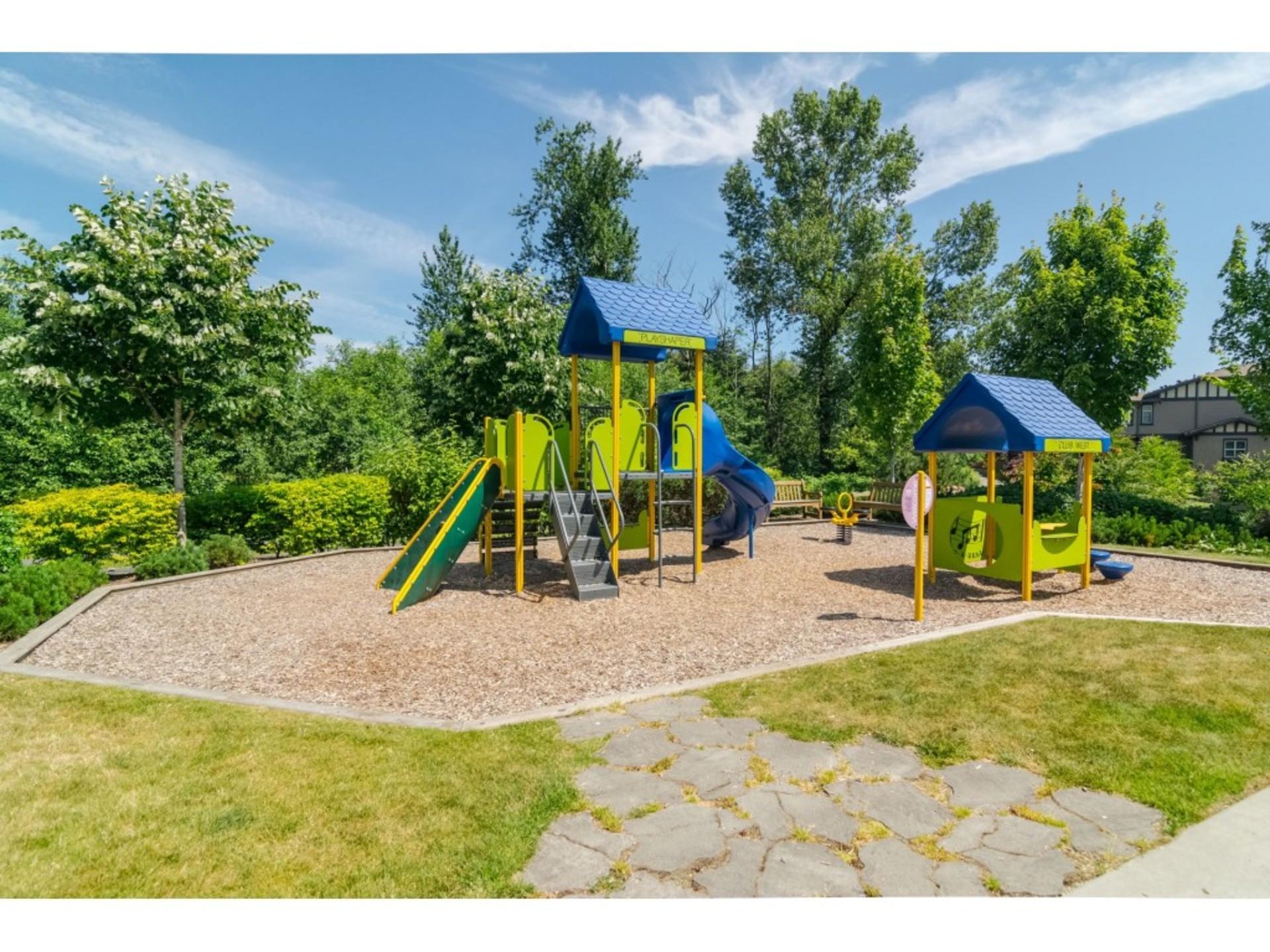Community Playground at 94 - 30989 Westridge Place, Abbotsford West, Abbotsford