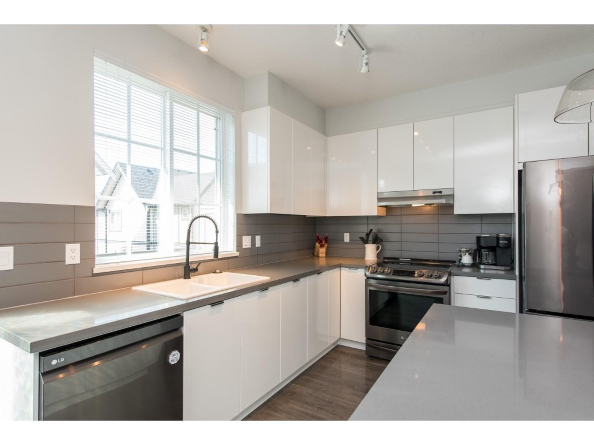 Kitchen at 94 - 30989 Westridge Place, Abbotsford West, Abbotsford