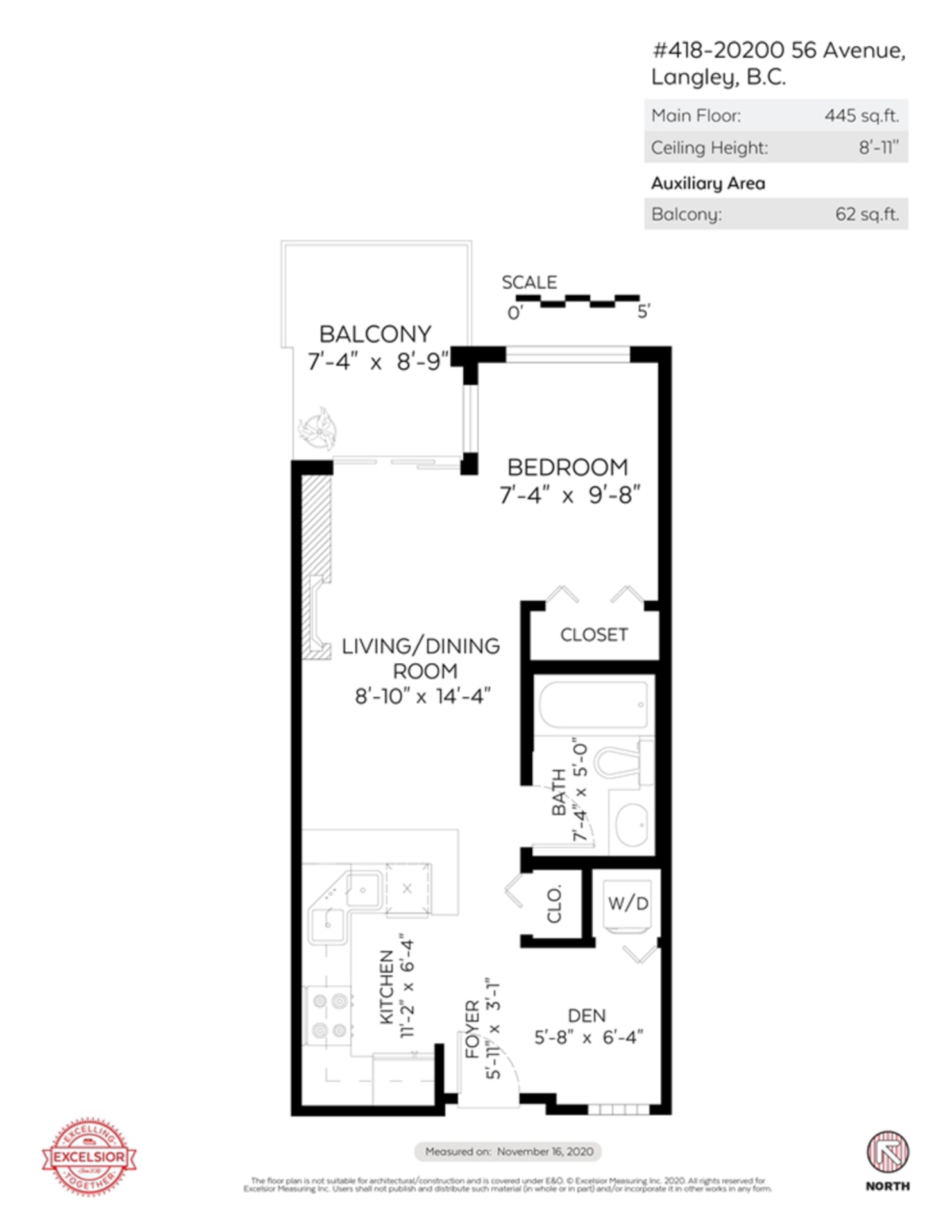 20200-56-avenue-langley-city-langley-20 at 418 - 20200 56 Avenue, Langley City, Langley