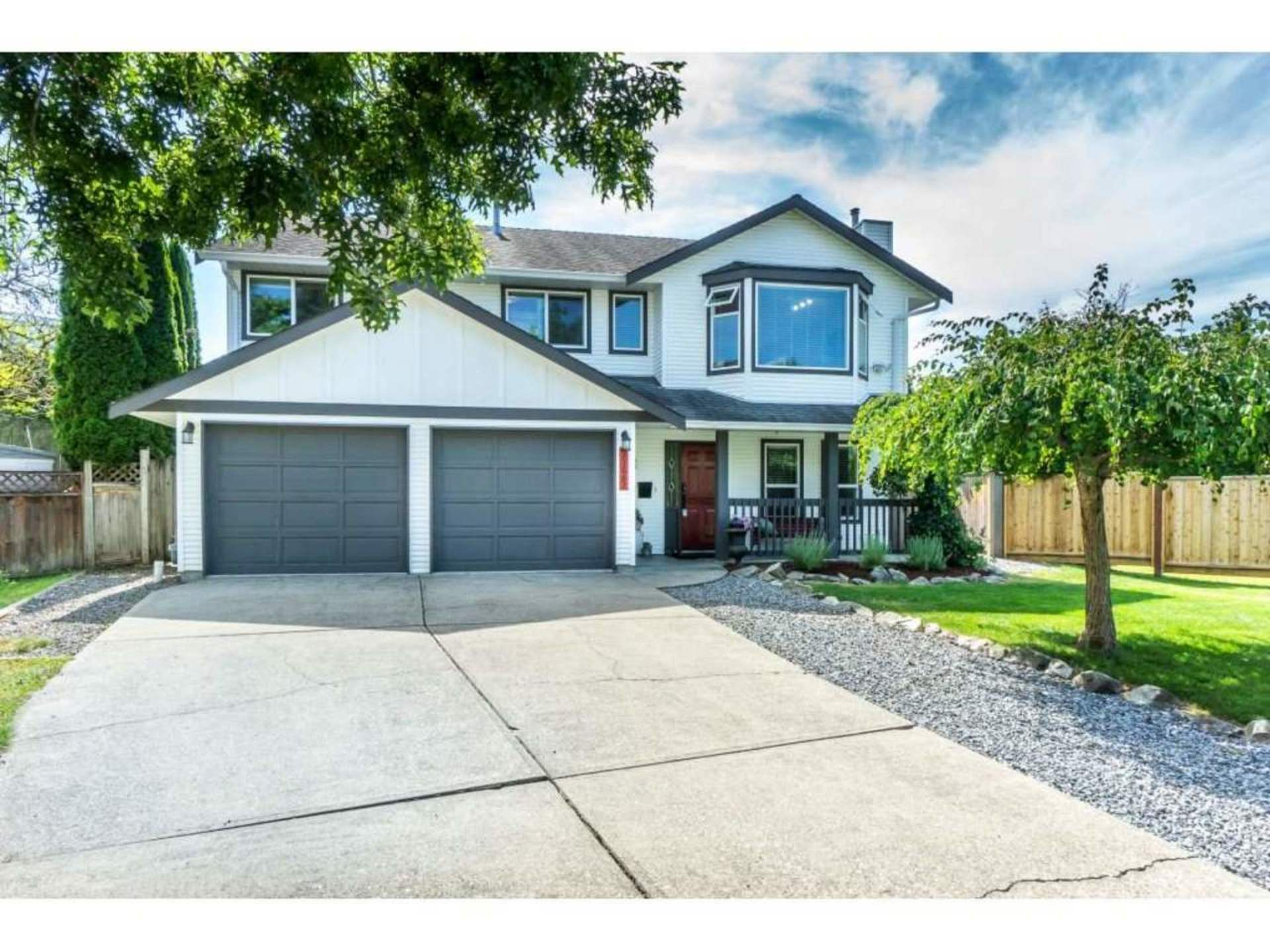 Front Exterior at 21662 50a Avenue, Murrayville, Langley