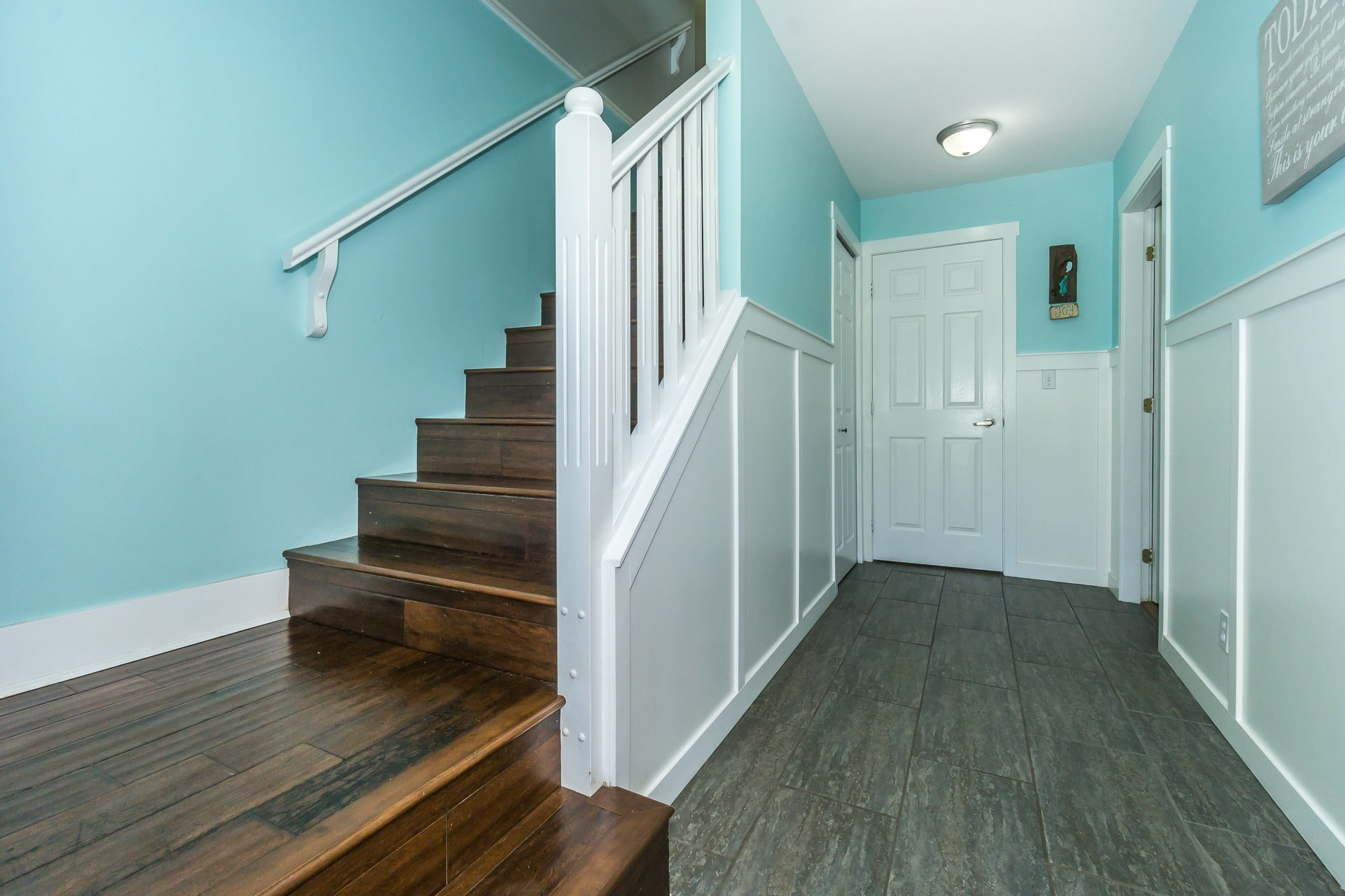 Front Foyer at 21662 50a Avenue, Murrayville, Langley