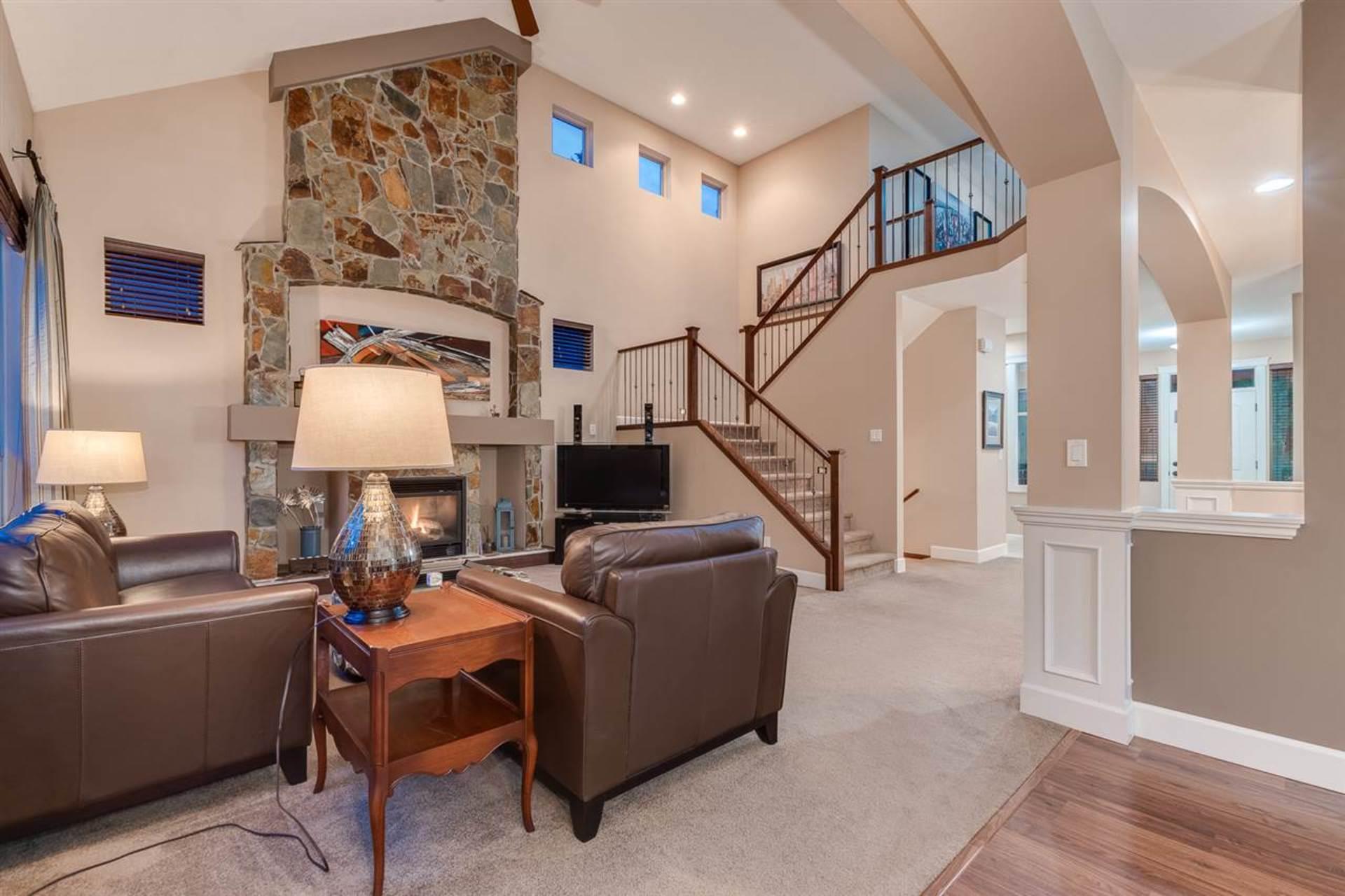 living-room2 at 24604 Kimola Drive, Albion, Maple Ridge