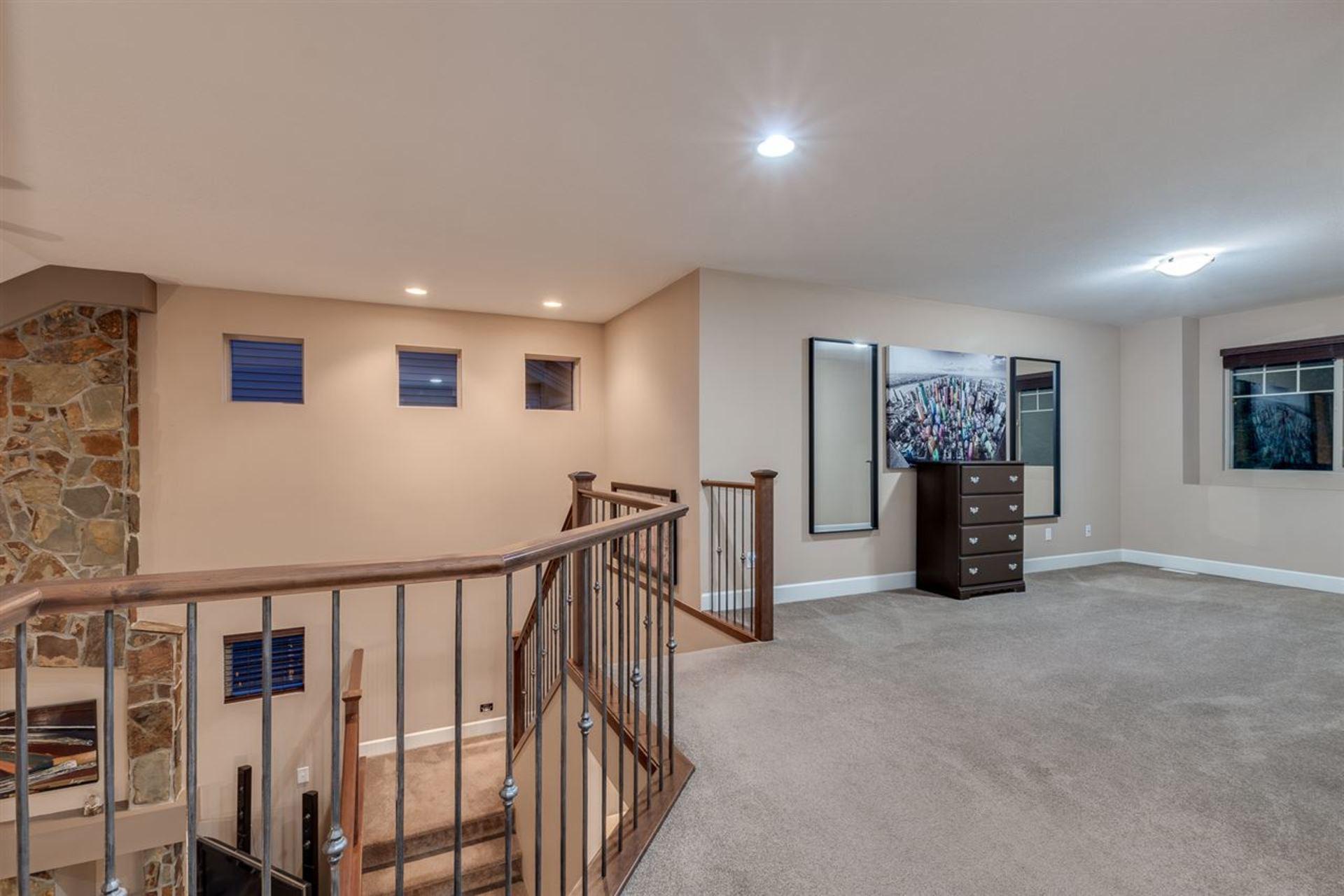 upstairs at 24604 Kimola Drive, Albion, Maple Ridge