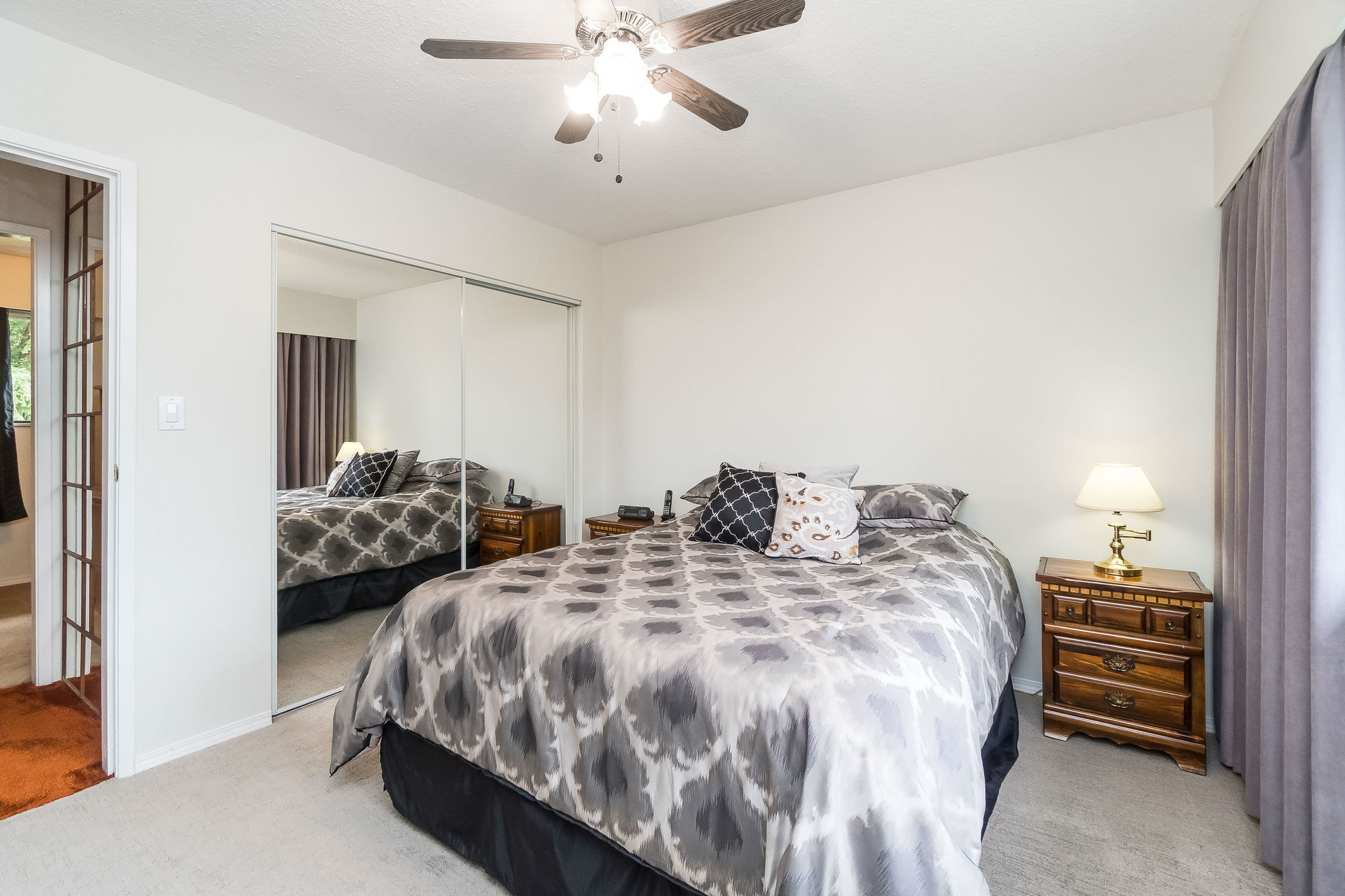 Master Bedroom at 4062 207a Street, Brookswood Langley, Langley