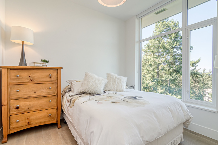 Bedroom  at 1104 - 1501 Vidal Street, White Rock, South Surrey White Rock