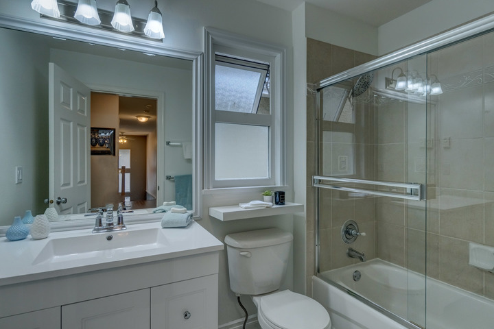 Bathroom at 3452 152b Street, Morgan Creek, South Surrey White Rock