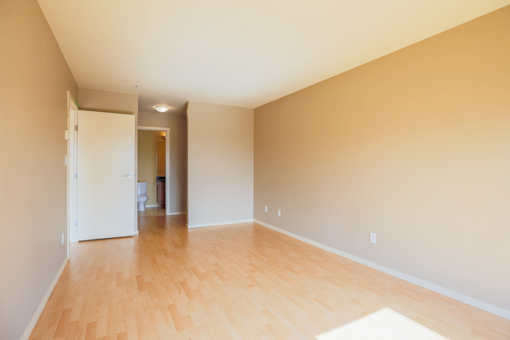 Master Bedroom at 610 - 415 E Columbia Street, Sapperton, New Westminster