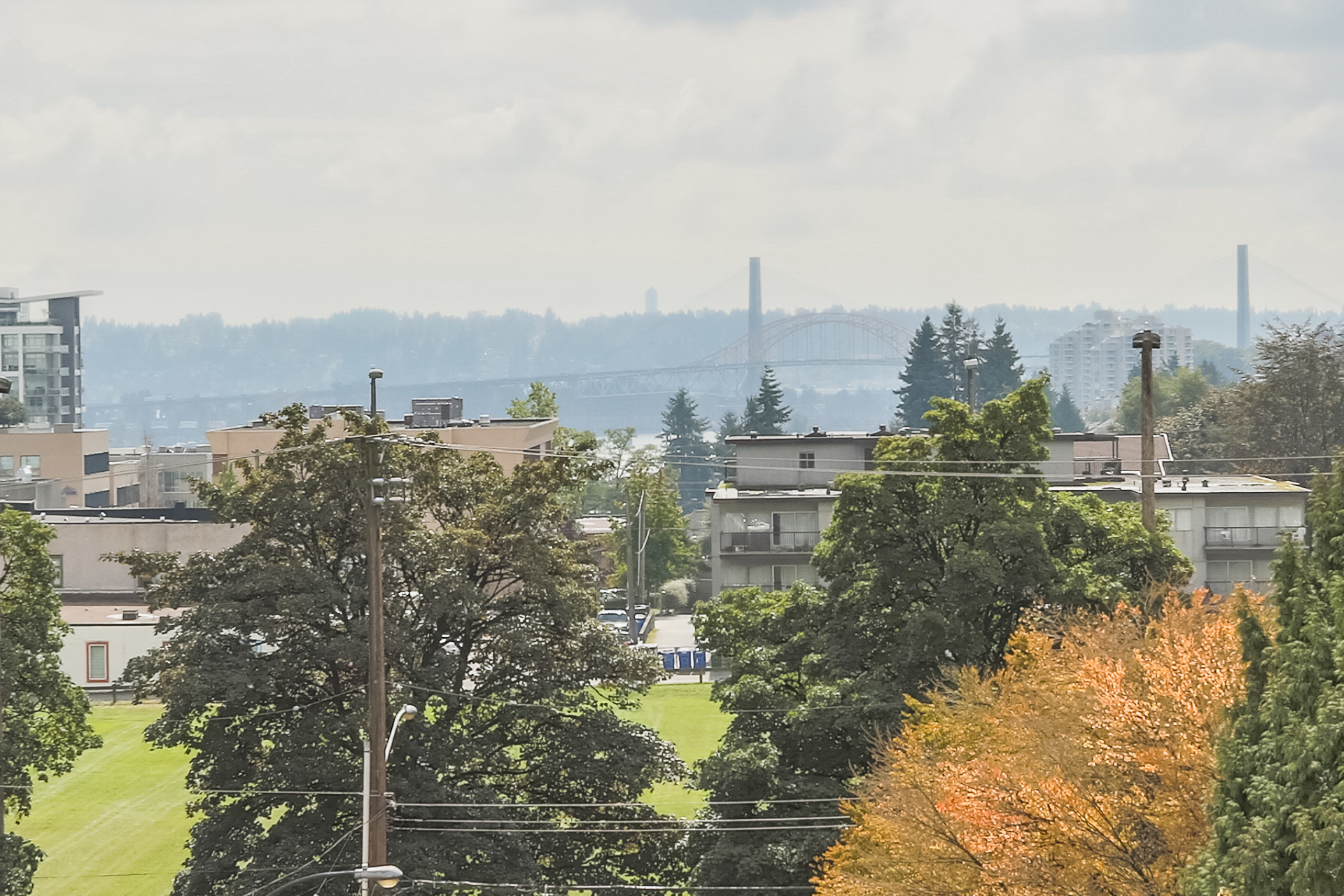 Mountain & River View at 610 - 415 E Columbia Street, Sapperton, New Westminster