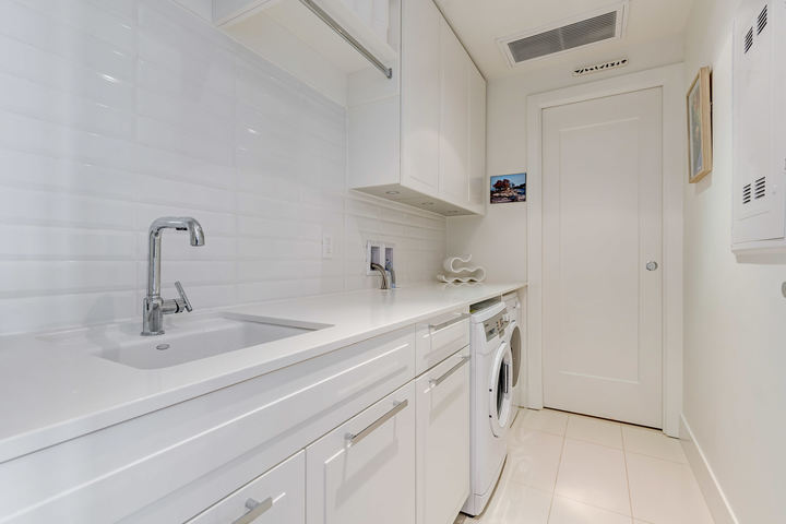 Laundry Room & Storage  at 908 - 1501 Vidal Street, White Rock, South Surrey White Rock