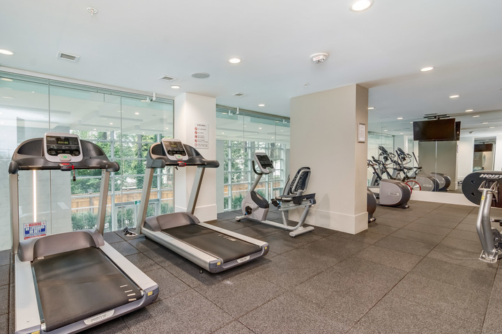 Fitness Center  at 908 - 1501 Vidal Street, White Rock, South Surrey White Rock