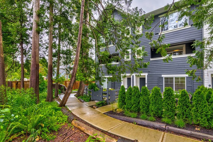 Front Exterior at 22 - 127 172 Street, Pacific Douglas, South Surrey White Rock