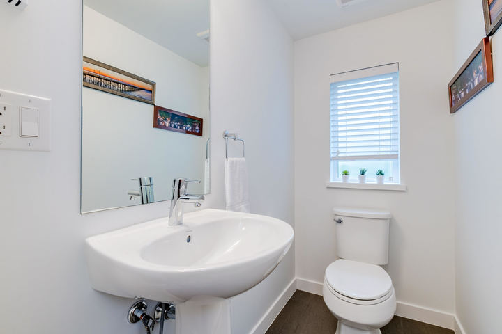 Powder Room at 22 - 127 172 Street, Pacific Douglas, South Surrey White Rock