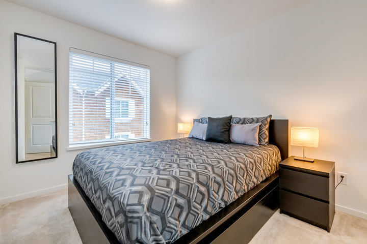 Upstairs Bedroom at 22 - 127 172 Street, Pacific Douglas, South Surrey White Rock