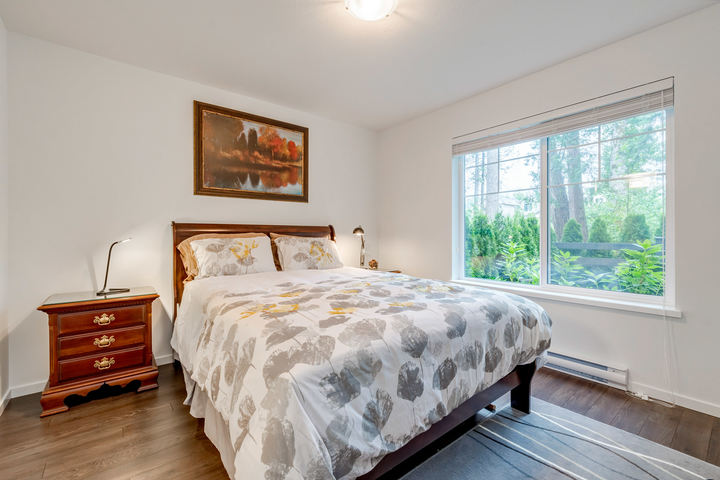 Downstairs Bedroom at 22 - 127 172 Street, Pacific Douglas, South Surrey White Rock
