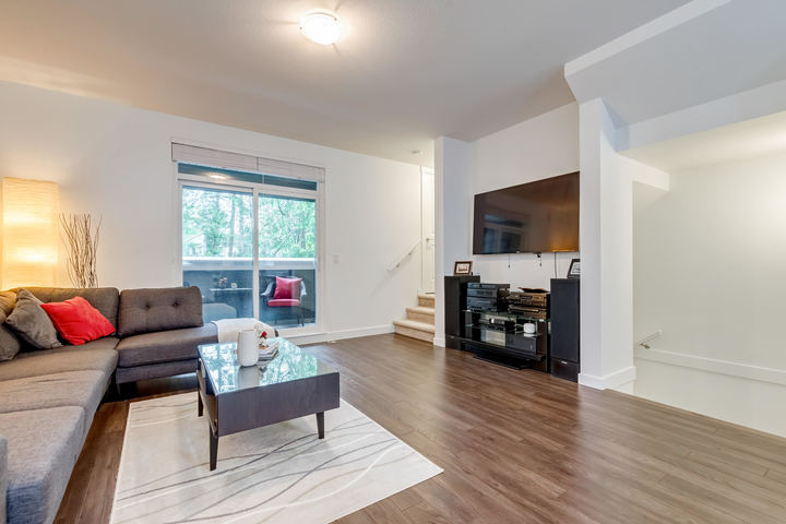Living Room at 22 - 127 172 Street, Pacific Douglas, South Surrey White Rock