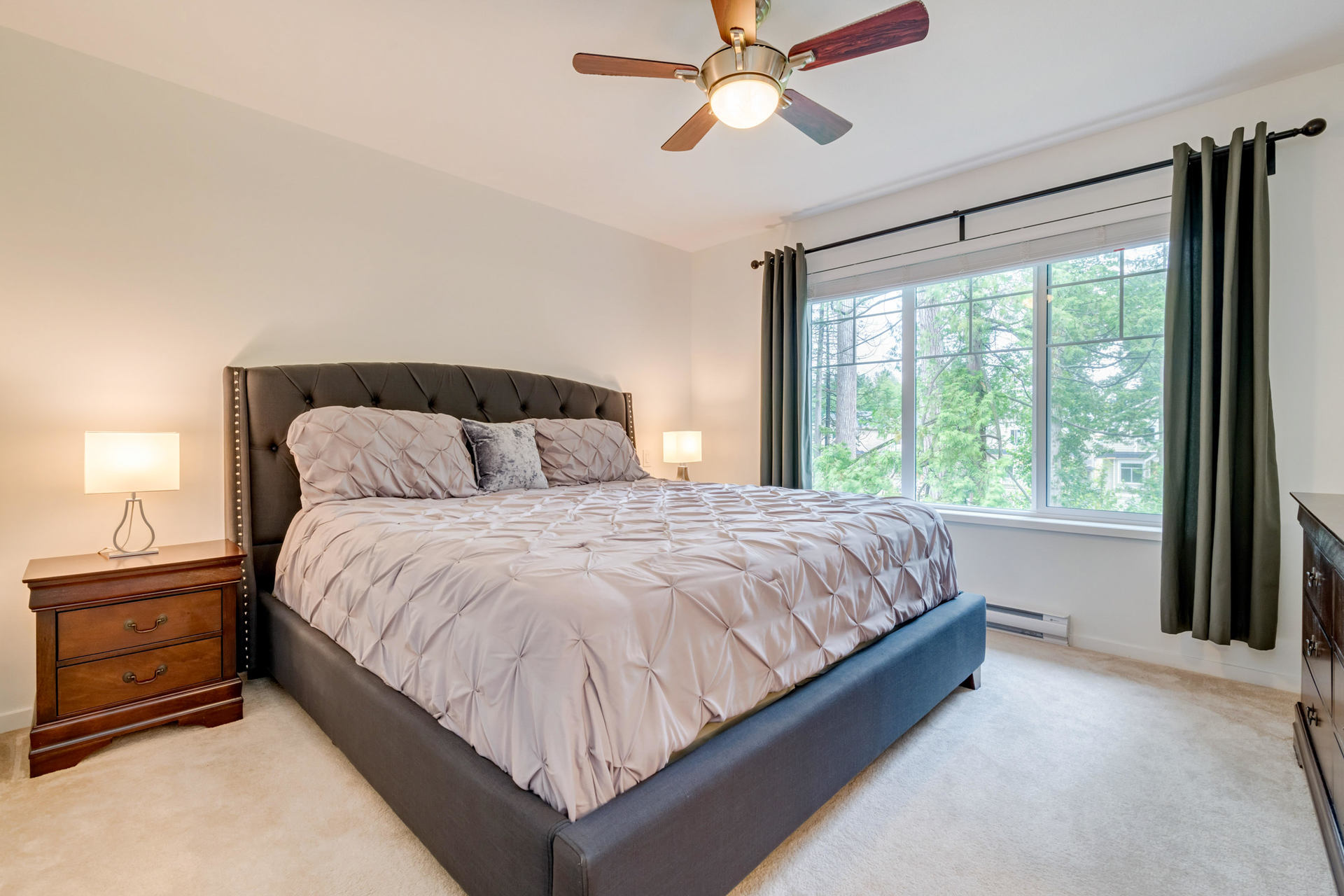 Master Bedroom at 22 - 127 172 Street, Pacific Douglas, South Surrey White Rock