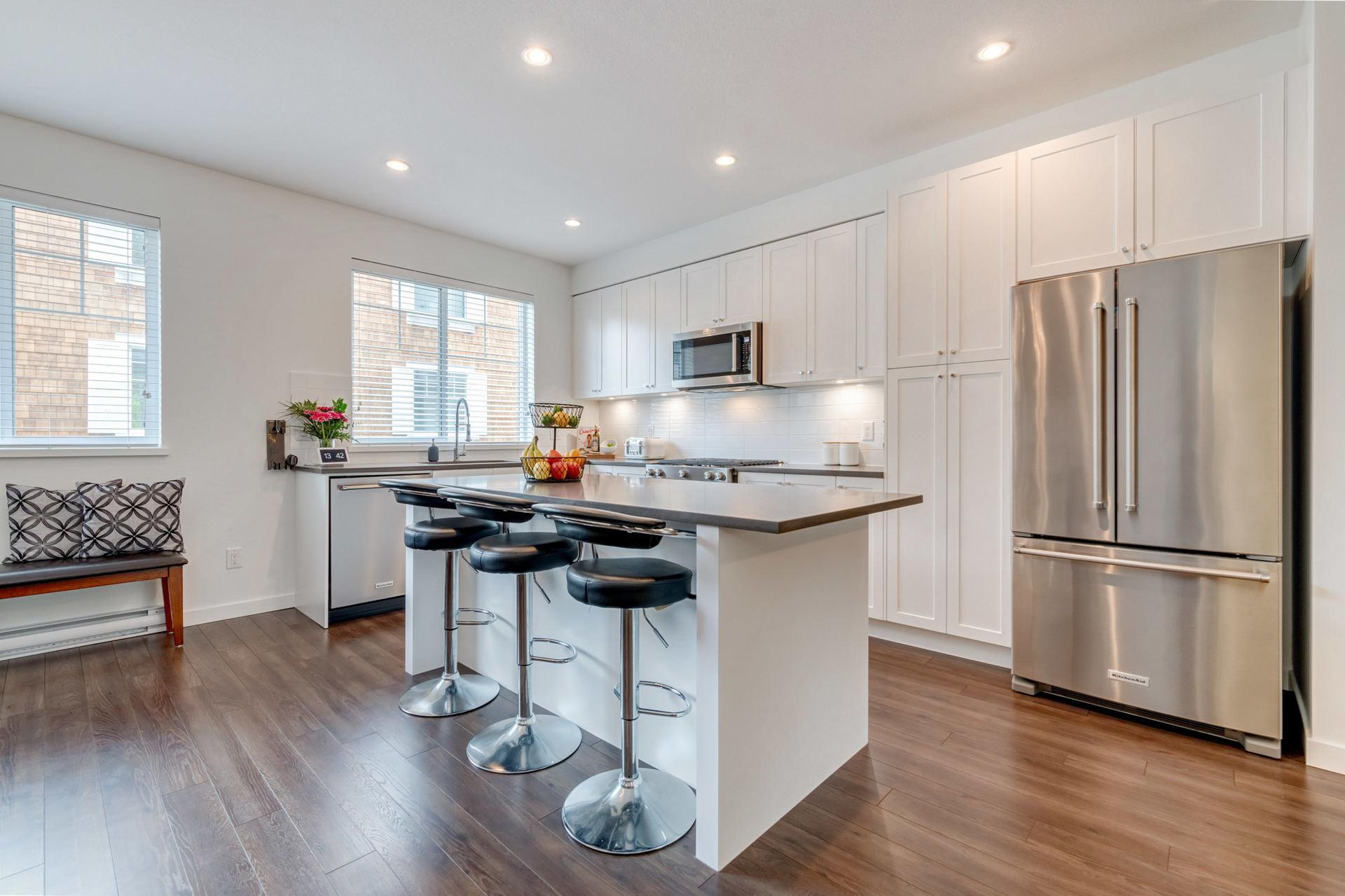 Kitchen  at 22 - 127 172 Street, Pacific Douglas, South Surrey White Rock