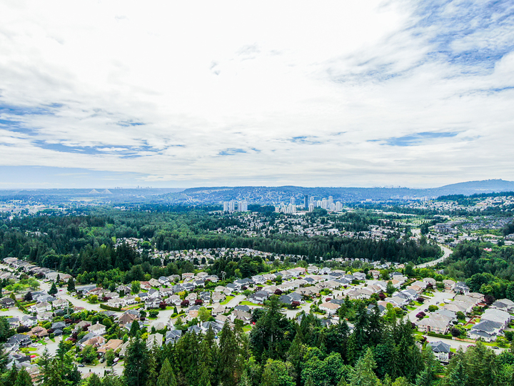 Surrounding Area at 1384 Glenbrook Street, Burke Mountain, Coquitlam
