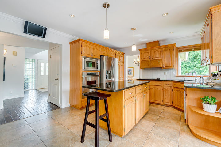 Kitchen at 1384 Glenbrook Street, Burke Mountain, Coquitlam