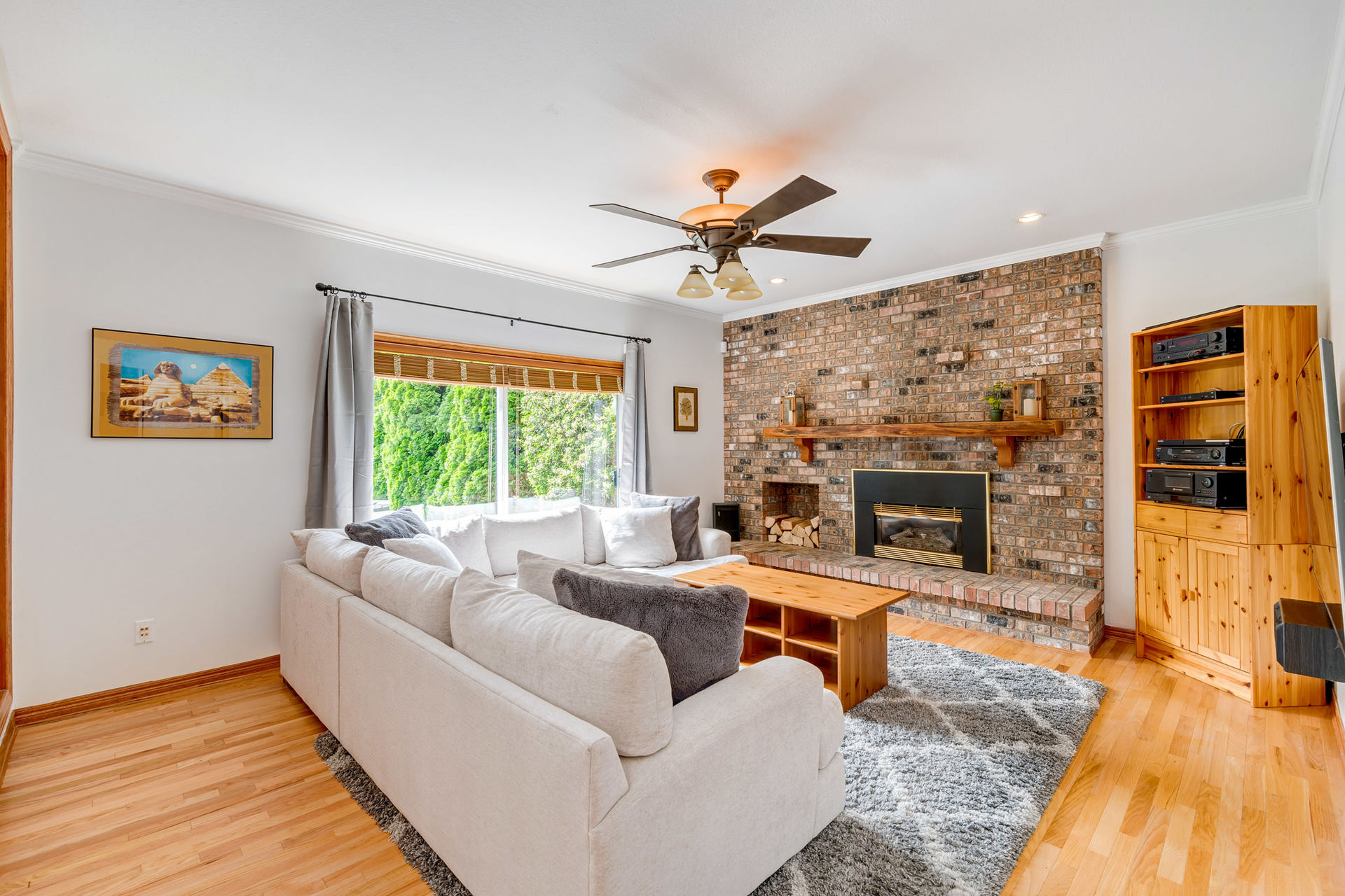 Family Room at 1384 Glenbrook Street, Burke Mountain, Coquitlam
