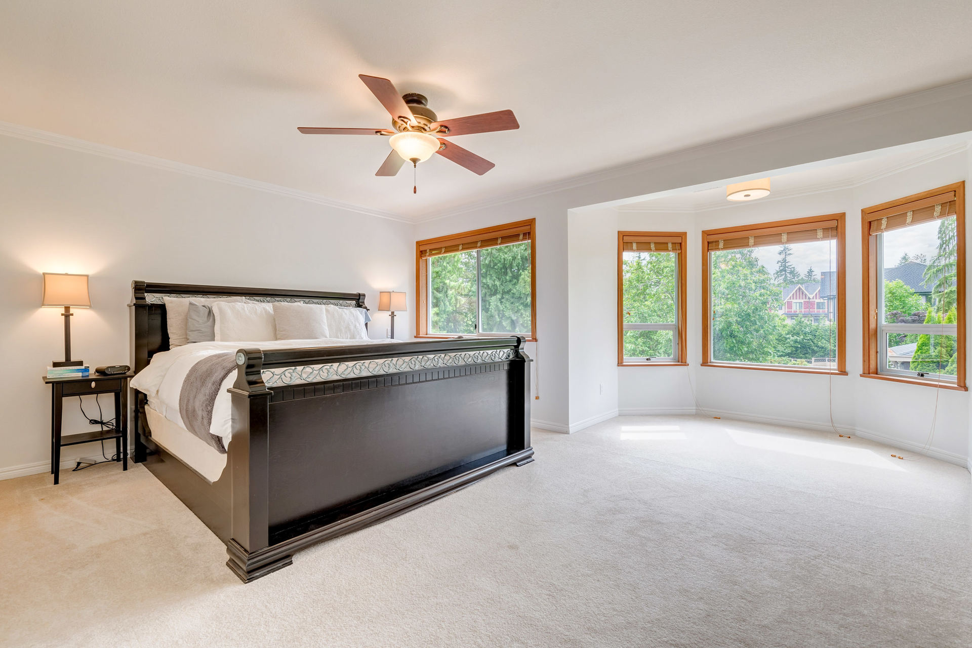 Master Bedroom at 1384 Glenbrook Street, Burke Mountain, Coquitlam