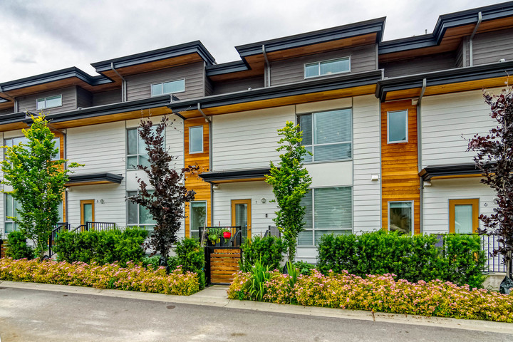 Front Exterior  at 7 - 2825 159 Street, Grandview Surrey, South Surrey White Rock