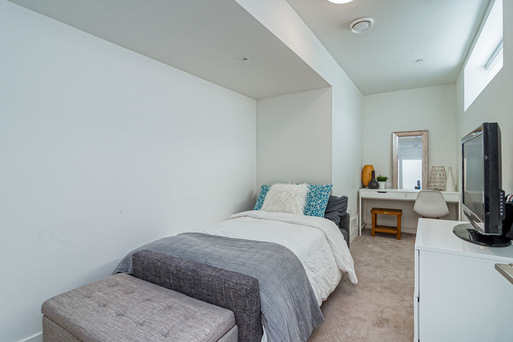 Downstairs Bedroom  at 7 - 2825 159 Street, Grandview Surrey, South Surrey White Rock