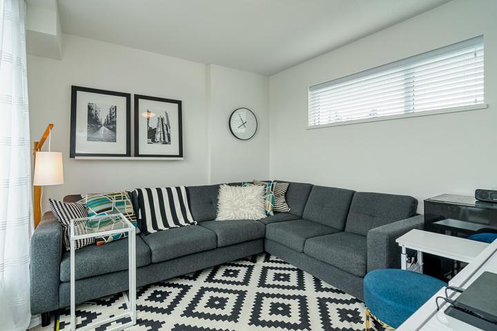 Top Floor Family Room (5th Bedroom) at 7 - 2825 159 Street, Grandview Surrey, South Surrey White Rock