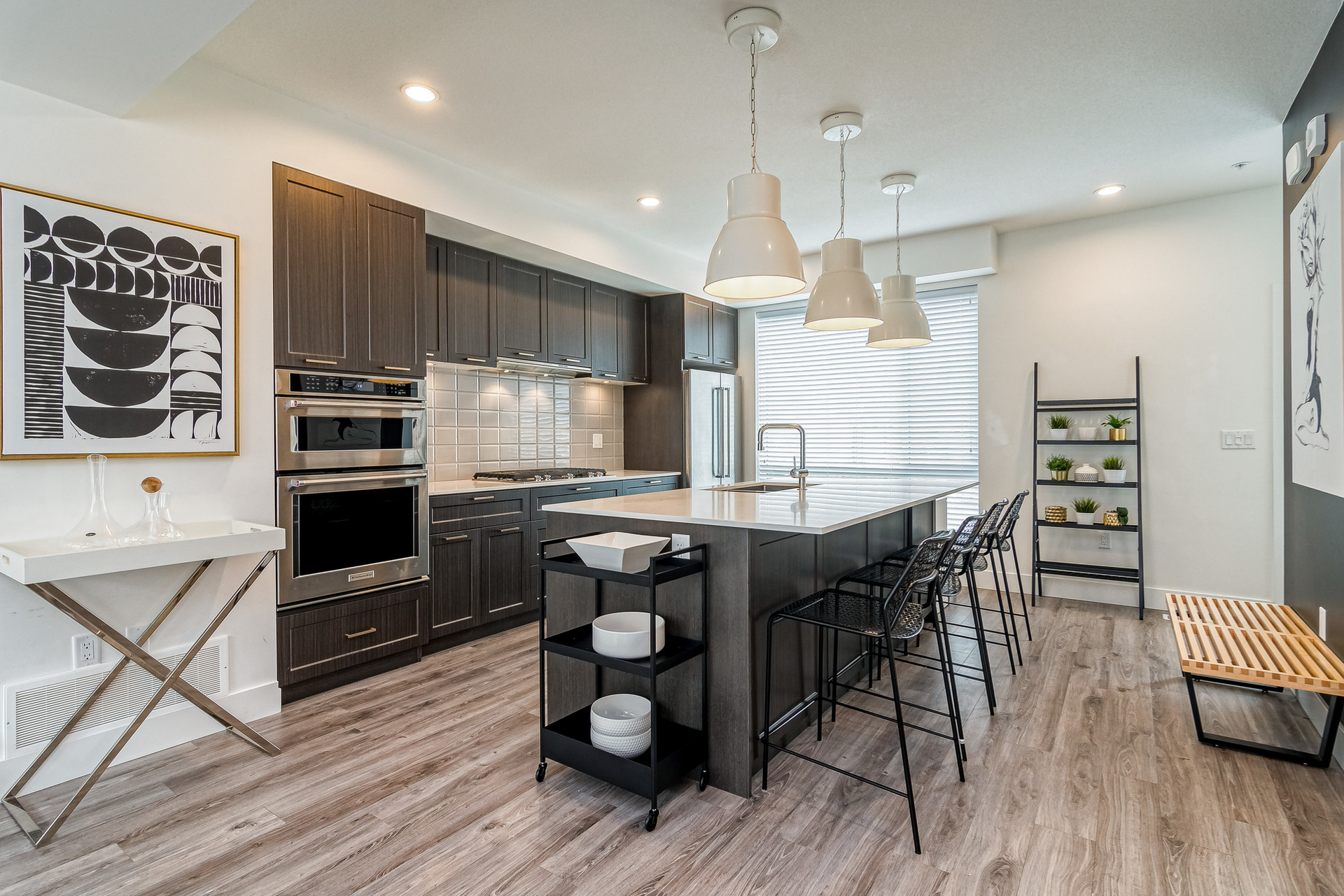 Kitchen  at 7 - 2825 159 Street, Grandview Surrey, South Surrey White Rock