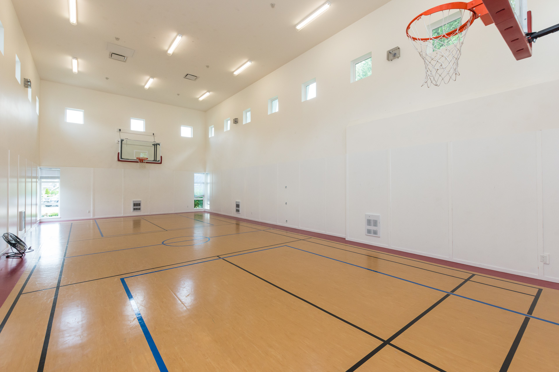 Southridge Club Gymnasium  at 7 - 2825 159 Street, Grandview Surrey, South Surrey White Rock