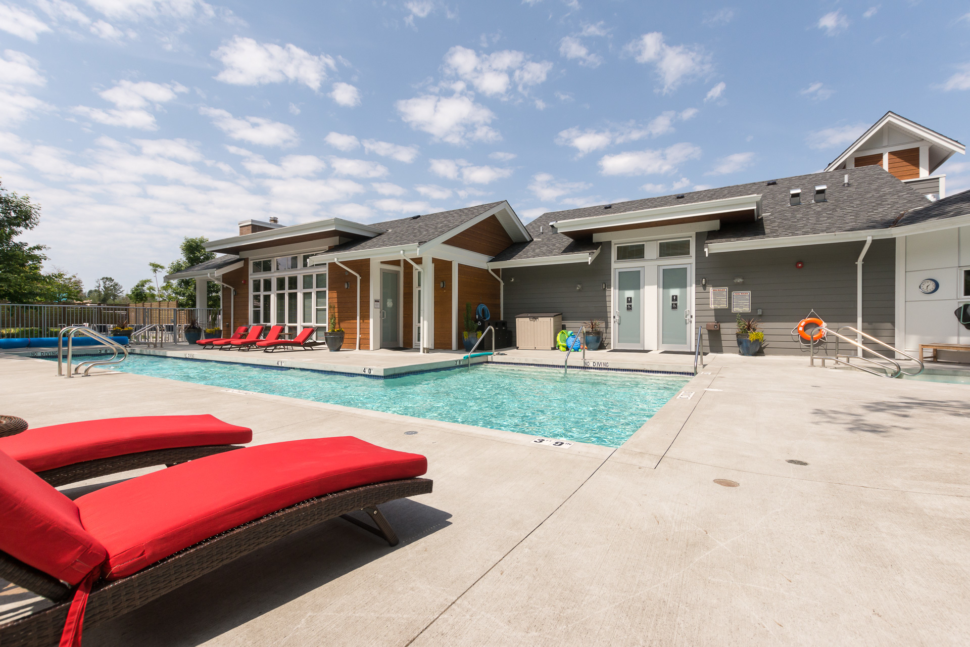 Southridge Club Outdoor Pool & Hot Tub  at 7 - 2825 159 Street, Grandview Surrey, South Surrey White Rock