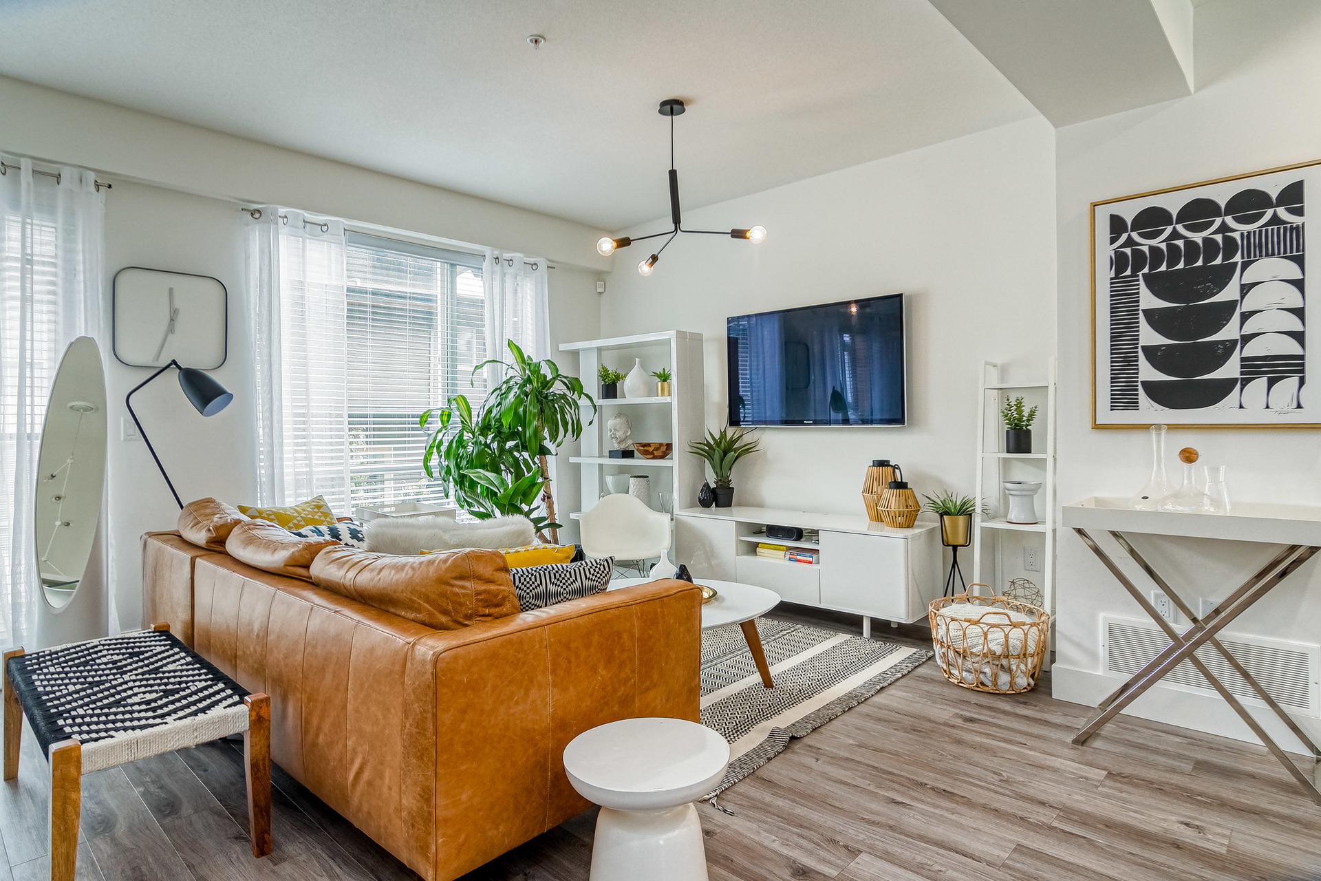 Living Room at 7 - 2825 159 Street, Grandview Surrey, South Surrey White Rock