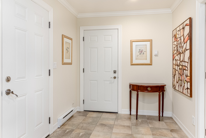 Suite Entryway  at 15090 Beachview Avenue, White Rock, South Surrey White Rock
