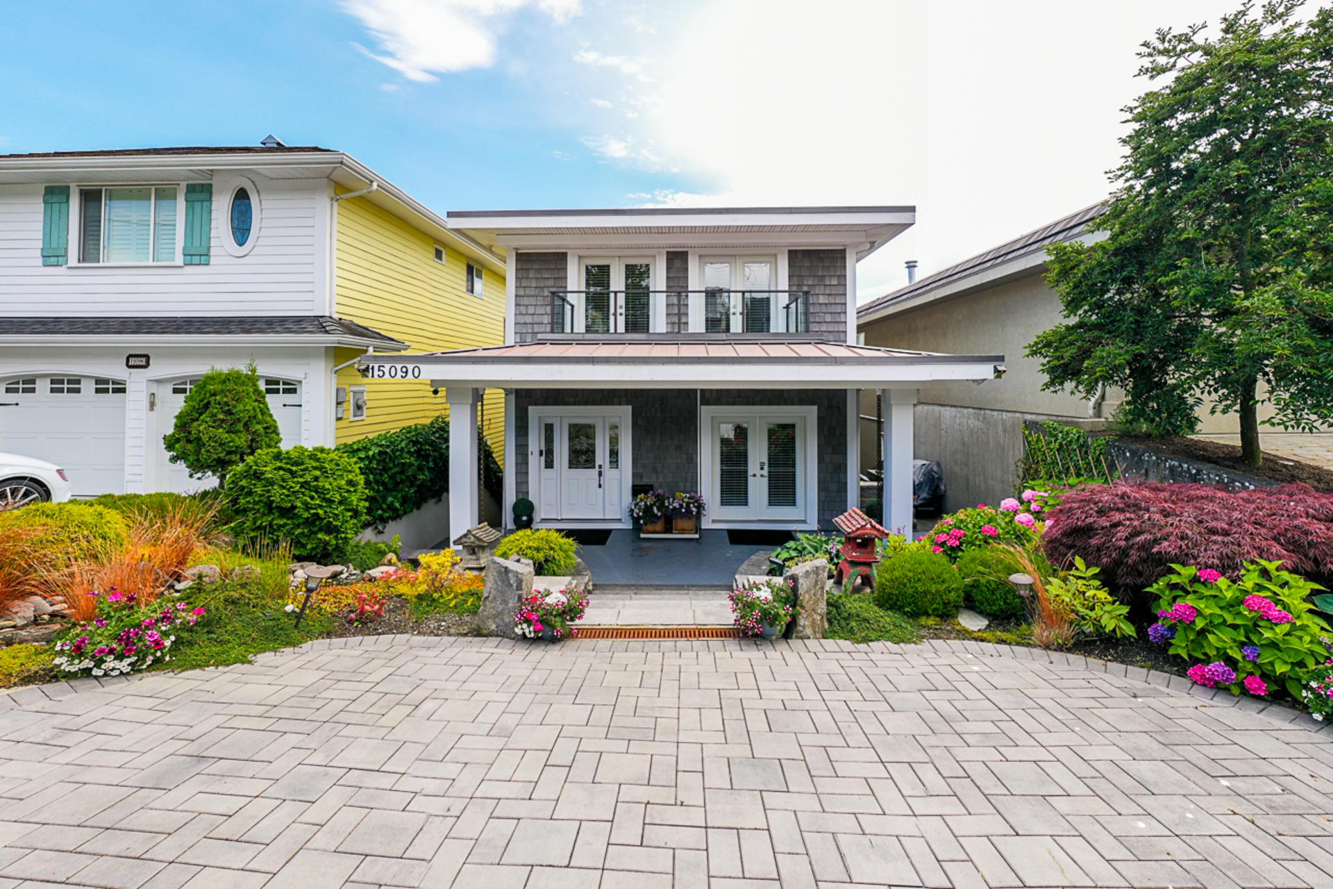 15090 Beachview Avenue, White Rock, South Surrey White Rock